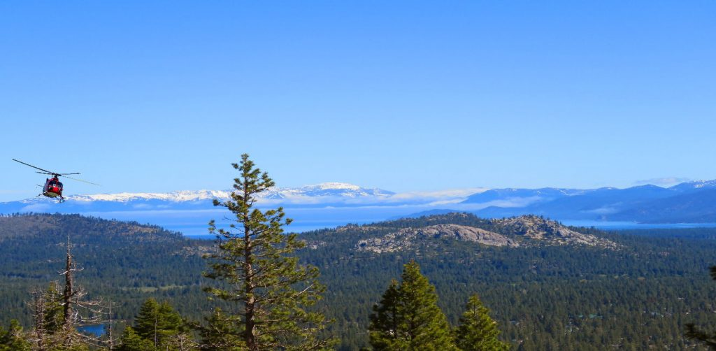 Lake Tahoe Outdoor Adventures