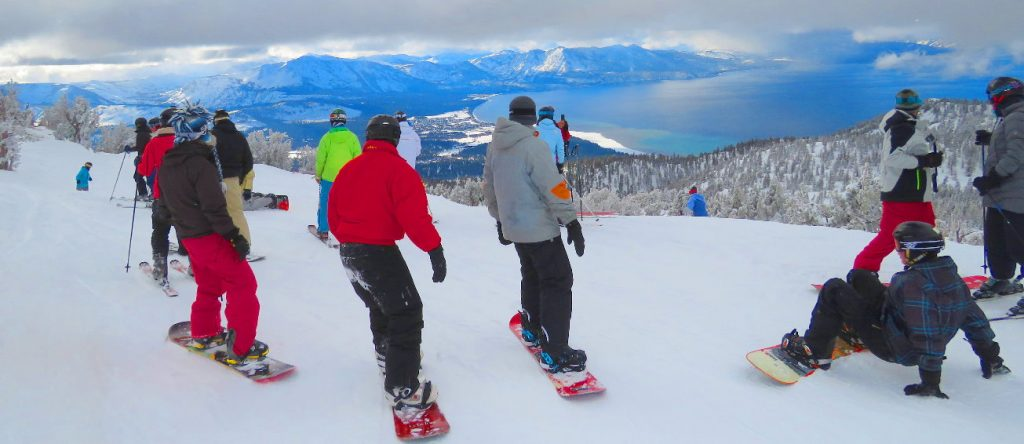 Lake Tahoe Ski Package & Hotel