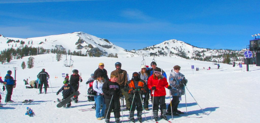 Lake Tahoe group tours