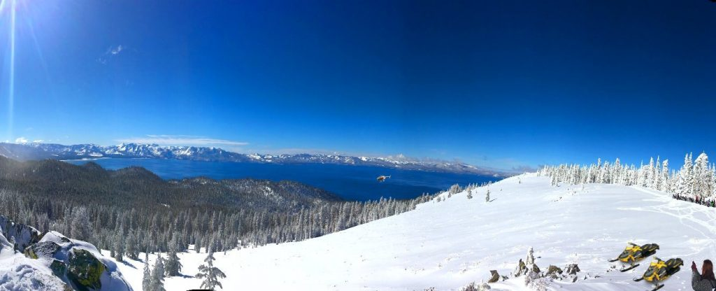 Air Tours of Lake Tahoe