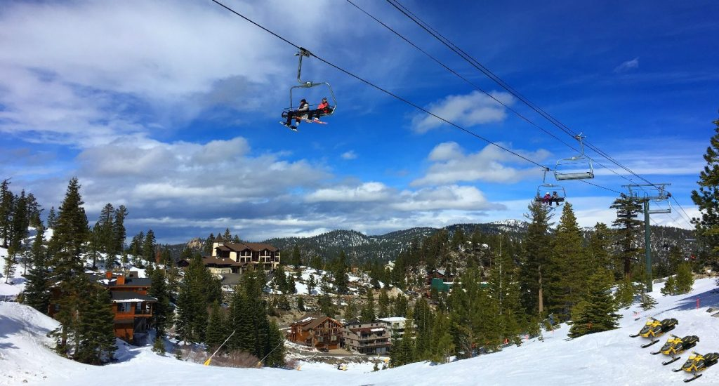 Lake Tahoe Ski Vacation Packages