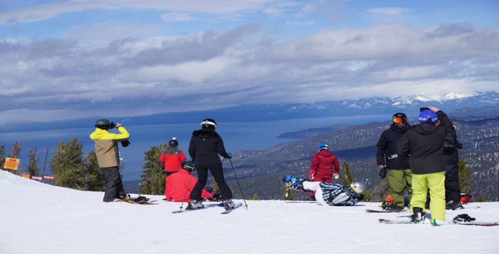 Optimized-Ski in Heavenly Mountain Resort