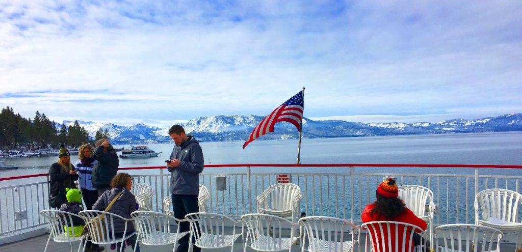 Sightseeing Cruises Baots in Lake Tahoe